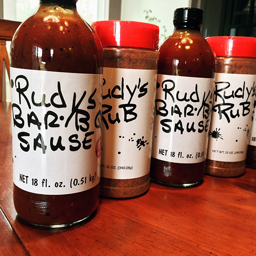 Rudy's BBQ Sause
